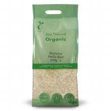 Org Rice Marisma Paella