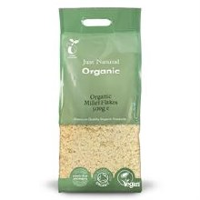Org Millet Flakes 500g