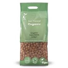 Org Soya Beans