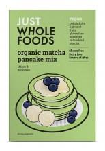 Organic Matcha Pancake Mix