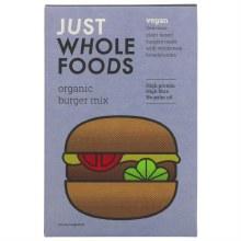 Just Wholefoods Og Burger Mix