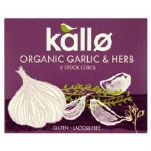 Kallo Og Garlic & Herb Stock