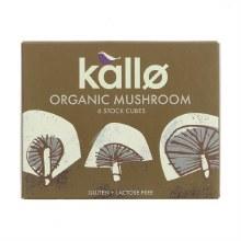 Kallo Org. Mushroom Stock