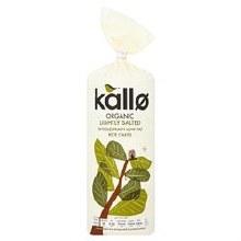Kallo W/grain+salt Ricecakes