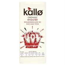 Kallo R.cakes Thin Slice N.s.