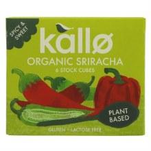 Organic Sriracha Stock Cubes