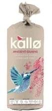 Kallo Ancient Grain Corn Cakes