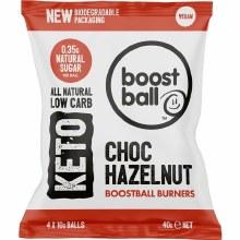 Keto Chocolate Hazelnut Ball