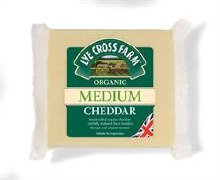 Lye Cross Og Medium Cheddar Pp