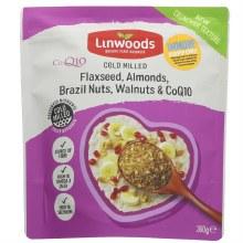 Flaxseed, Almonds, Brazil Nuts, Walnuts & CoQ10 425g