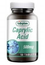 Caprylic Acid 50 tablet