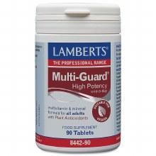 Lamberts Multi-Guard High Potency 90 Tablets