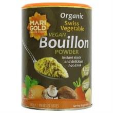 GF ORG Less Salt Veg Bouillon