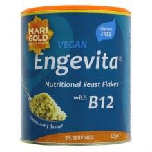 K Engevita Yeast Flakes B12