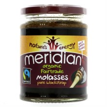 Meridian Org Fairtrade Molasses 350g