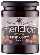 Meridian Og Cranberry Sauce