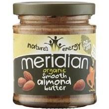 Meridian Almond Butter Smth Og
