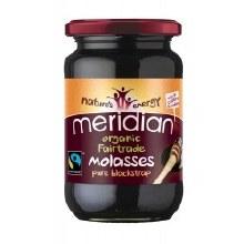 Meridian Org Fairtrade Blackstrap Molasses 600g