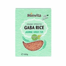Organic Sprouted GABA Rice 500g