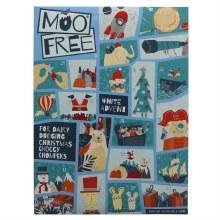 Moo Free White Advent Calender