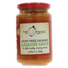 MrOrganic Creamy Lasagne Sauce