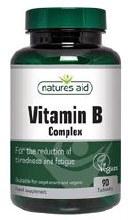 Natures Aid Vitamin B Complex