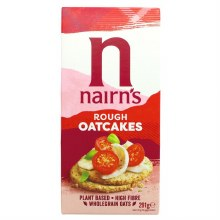 Nairns Trad (rough) Oatcakes