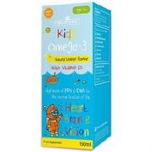 Natures Aid Kidz Omega-3