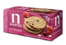 Nairns Mixed Berry Biscuits