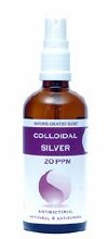 Ngs Colloidal Silver Spray