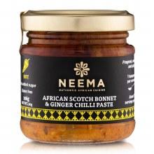 Scotch Bonnet & Ginger Paste