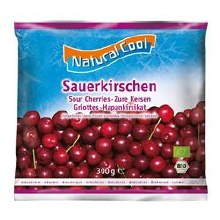 Natural Cool Sour Cherries