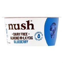 Nush Almond Blueberry Yoghurt