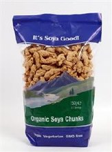 It's Soya Good Soy Chunks
