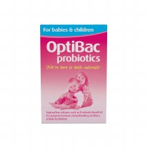 Optibac Probiotics For Babies & Children 30 Sachets