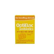 Optibac Probiotics For Travelling Abroad 20 Capsules