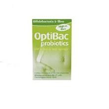 Optibac Probiotics Bifidobacteria & Fibre