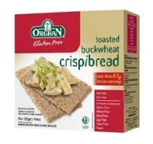 Buckwheat Crispbread