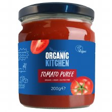 Organic Tomato Puree