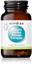 Viridian Organic Herbal Female Complex