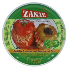 Zanae Stuffed Peppers