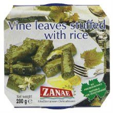 Zanae Stuffed Vine Leaves