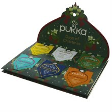 Pukka Days Of Xmas Calendar