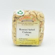 Cashews Roasted & Salted 250g
