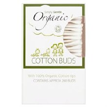 Simply Gentle Org Cotton Buds