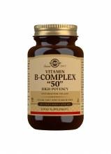 Solgar Formula Vitamin B-Complex '50' 100 Capsules