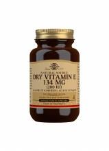 Solgar Dry Vitamin E 134mg (200 IU)