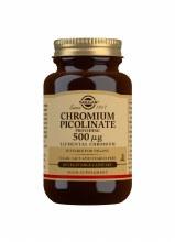 Solgar Chromium Picolinate 500ug