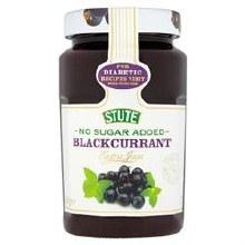 No Sugar Added BlackcurrantJam 430g