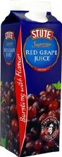 Stute Red Grape Juice